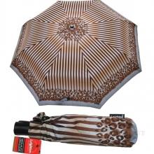 Зонт 23, полный автомат (Серо-коричневая абстракция)
