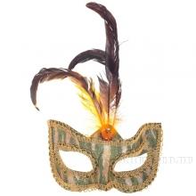 Маска карнавальная, 15х21 см