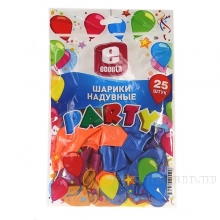 Набор из 25ти надувных шаров