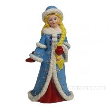 Новогодние фигурки Дед Мороз и Снегурочка