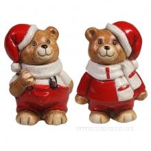 Фигура декоративная Медвежонок стоит , L8W6H8.5, 2в.