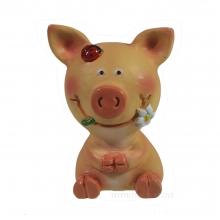 Фигурки, копилки, настольные аксессуары Свинка