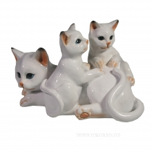 Статуэтки, копилки Кошки