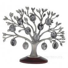 Фоторамка Семейное дерево на 12 фото, Н 29 см