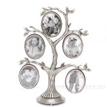 Фоторамка Семейное дерево на 5 фото, Н 19 см
