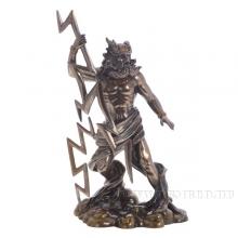 Фигурка декоративная Зевс, 18х10х29 см