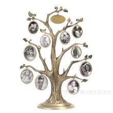 Фоторамка Семейное дерево на 10 фото, Н32 см