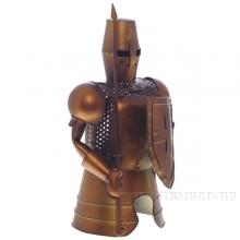 Подставка для бутылки Рыцарь, L15 W14,5 H30,5 см