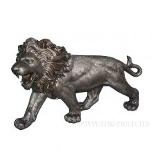 Фигурка декоративная Лев, L69 W22 H41 см