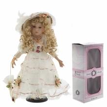Кукла фарфоровая Валерия, 40 см
