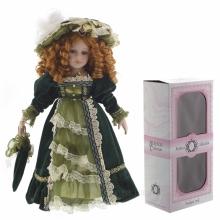 Фарфоровая кукла Алина, 40 см