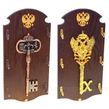 Ключница, L 12 W 1 H 30 см, 2 в.