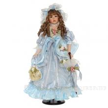 Кукла фарфоровая  Софья, H 69 см