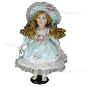 Кукла фарфоровая Яна, 40 см