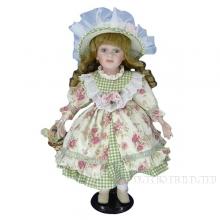 Фарфоровая кукла Наталья, 40 см