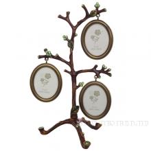 Фоторамка Семейное дерево на 3 фото, L 15 W 11 H 24 см