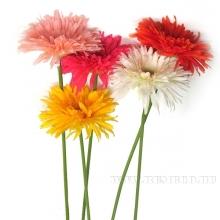 Цветок искусственныйГербера, H69 см, 5 в