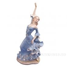 Фигурка декоративная Танцовщица, H 35 см