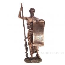 Фигурка декоративная Гиппократ, H 35 см
