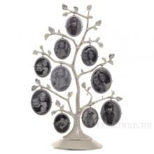 Фоторамка Семейное дерево на 10 фото, H27 см