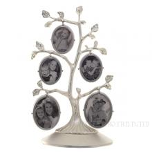 Фоторамка Семейное дерево на 5 фото, H19 см