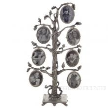 Фоторамка Семейное дерево на 7 фото, H28 см