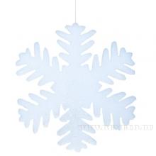 Новогоднее украшение Снежинка, 40см