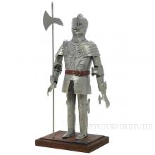 Фигурка декоративная Рыцарь, 16х11х38,5 см