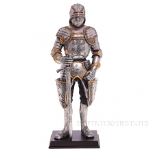Фигурка декоративная Рыцарь, H 28см