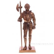 Фигурка декоративная Рыцарь, H 29см
