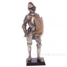 Фигурка декоративная Рыцарь, H 34см