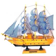 Изделие декоративное Корабль Confection, L22 W21 см