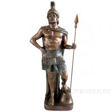 Фигурка декоративная Римский воин, L13 W8 H31 см