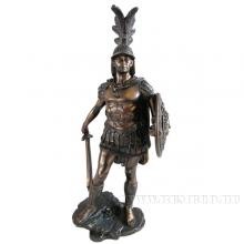 Фигурка декоративная Римский воин, L14 W10 H36 см