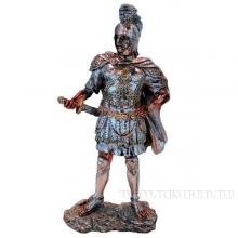 Фигурка декоративная Римский воин, L11 W8,5 H24 см