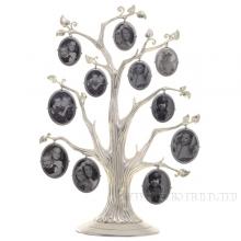 Фоторамка Семейное дерево на 11 фото, H30 см
