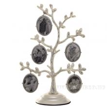 Фоторамка Семейное дерево на 5 фото, H20 см