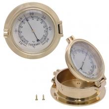 Термометр настольный, D12 см