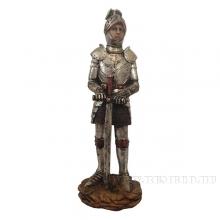 Фигурка декоративная Рыцарь, L11 W7 H21 см