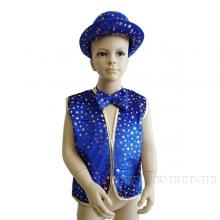 Набор карнавальный Джентельмен Составляющие набора: жилет для карнавалов (размер 32, 6-7 лет), игр