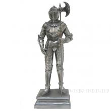 Фигурка декоративная Рыцарь, L13,5 W10,5 H34,5 см