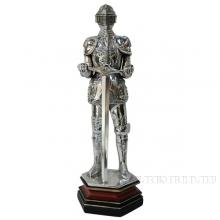 Фигурка декоративная Рыцарь, L13,5 W12 H38,5 см