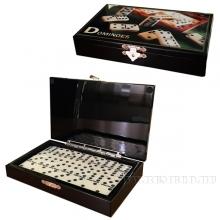 Настольная игра Домино, 19,7х12,4  H3,1 см