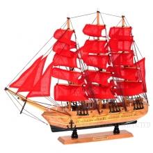 Изделие декоративное Корабль, L50 W10 H46 см