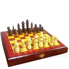 Игра настольная Шахматы  Бордо, L30 W30 H4 см