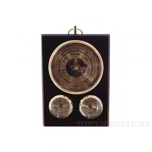 Метеостанция настенная (барометр, термометр, гигрометр), 21см