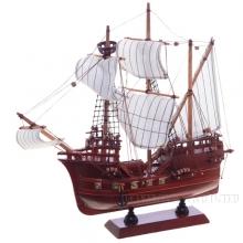 Корабль, L 34см