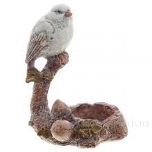 Подсвечник Птичка, 8,5х7,5х11,5 см
