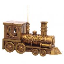 Новогоднее украшение Поезд, L12 W3,8 H7 см