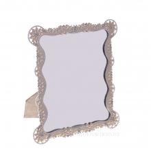 Зеркало настенное, L26 W1,6 H29 см